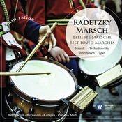 Radetzky-Marsch: Beliebte Märsche / Best-Loved Marches Songs