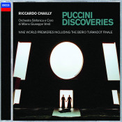 Puccini Discoveries Songs