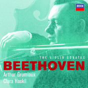 Beethoven The Violin Sonatas Songs