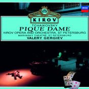 Tchaikovsky Pique Dame Songs