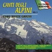 Canti Degli Alpini, Vol.3 Songs
