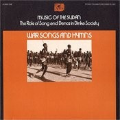 Music Of The Sudan: The Role Of Song & Dance In Dinka Society, Vol.1: War Songs & Hymns Songs