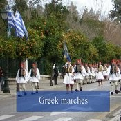 Greek Marches Songs