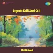 Legends Kaifi Azmi Cd 4 Songs