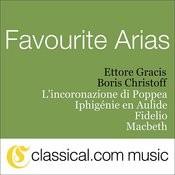 Claudio Monteverdi, L'Incoronazione Di Poppea Songs