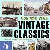 Vintage Classics, Vol. 5 Songs