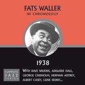 Complete Jazz Series 1938 Songs