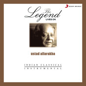 Ustad Allarakha -The Legend Live On Songs