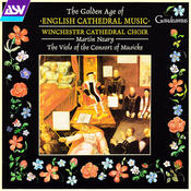 The Golden Age of English Cathedral Music Songs