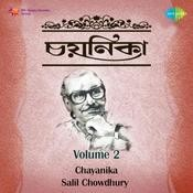Chayanika - Salil Chowdhury Vol 2 Cd 1 Songs
