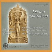 Suite No 1 In D Minor - Double (Variation) (J Mattheson) Song