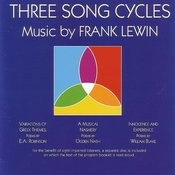 Three Song Cycles Songs