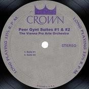 Peer Gynt Suites #1 & #2 Songs