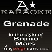 Bruno Mars - Grenade (Karaoke Audio Version) Songs