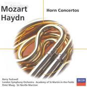 Mozart: Horn Concertos / Haydn: Horn Concerto No.1 Songs