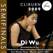 2009 Van Cliburn International Piano Competition: Semifinal Round - DI Wu Songs