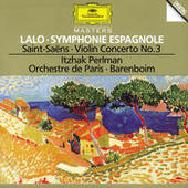 Lalo: Symphony espagnole Op.21 / Saint-Saens: Concerto For Violin And Orchestra No. 3 In B Minor, Op. 61 / Berlioz: Reverie et Caprice Op. 8 For Violin And Orchestra Songs