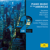 Piano Music of the Americas Songs