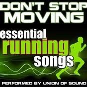 Don't Stop Moving: Essential Running Songs Songs