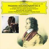 Paganini: Violin Concerto No.6; Le streghe; Non più mesta; Sonata & Variationi Songs