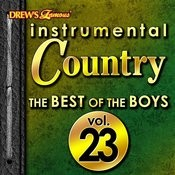 Instrumental Country: The Best Of The Boys, Vol. 23 Songs