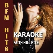 Karaoke Faith Hill Hits Songs