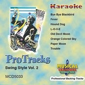 Karaoke - Swing Style Vol. 2 Songs