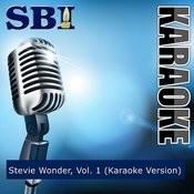 Sbi Gallery Series - Stevie Wonder, Vol. 1 (Karaoke Version) Songs