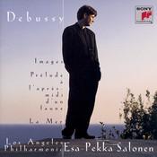 Debussy:  Images; Prlude  L'aprs-midi D'un Faune; La Mer Songs