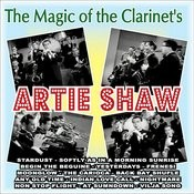 The Magic Of The Clarinet's Of Artie Shaw Songs