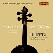 Bach: Concerto No. 1, BWV 1041 In A Minor, Concerto No. 2, BWV 1042 In E Songs