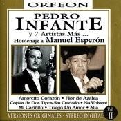 Homenaje A Manuel Esperón Songs