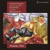 Stravinsky, Bartók, Milhaud: Works Songs