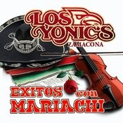 Exitos Con Mariachi Songs