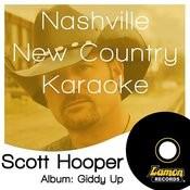 Nashville New Country Karaoke - Scott Hooper Songs