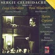 Sergiu Celibidache: Berlin 1949 Songs