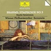 Brahms: Symphony No.3 In F Major, Op. 90 Songs