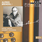 Alfred Brendel - Great Pianists of the 20th Century Vol.12 (2 CDs) Songs