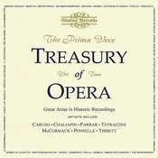 The Prima Voce Treasury Of Opera, Vol. 2 Songs