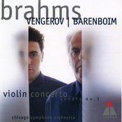 Brahms : Violin Concerto & Violin Sonata No.3 Songs