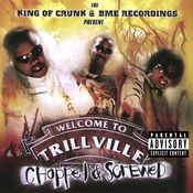 Bitch Niggaz - From King Of Crunk/Chopped & Screwed Songs