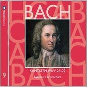 Bach, JS : Sacred Cantatas BWV Nos 26 - 29 Songs
