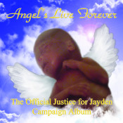 Angels Live Forever The Official Justice For Jayden Album Songs