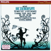 Mozart Die Zauberflote Highlights Songs