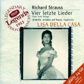 Strauss R Vier Letzte Lieder Songs