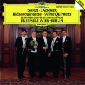 Danzi / Lachner: Wind Quintets Songs