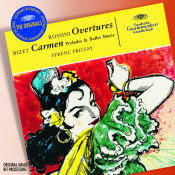 Rossini Overtures Bizet Carmen Suite Songs