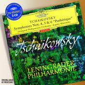 Tchaikovsky Symphonies Nos 4 5 Songs