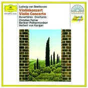 Beethoven Violin Concerto Overtures Songs
