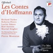 Offenbach: Les Contes D'Hoffmann (Metropolitan Opera) Songs
